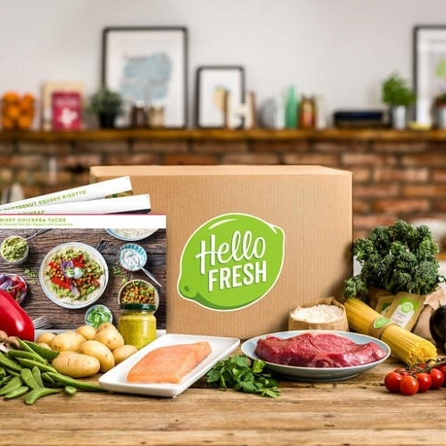 Best Food Subscription - HelloFresh Review