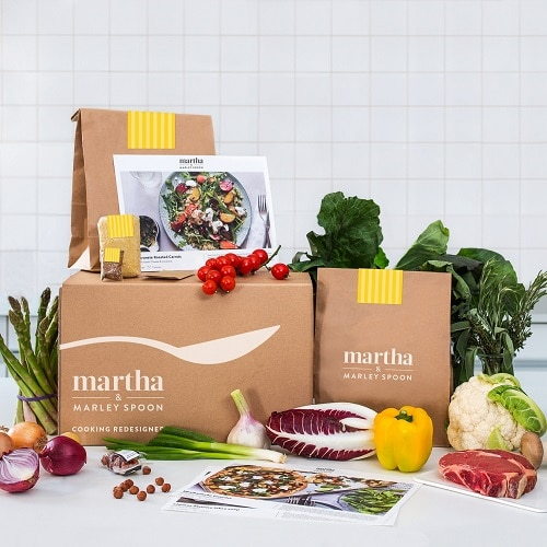 Best Food Subscription - Martha & Marley Spoon Review