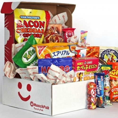 Best Food Subscription - MunchPak Review