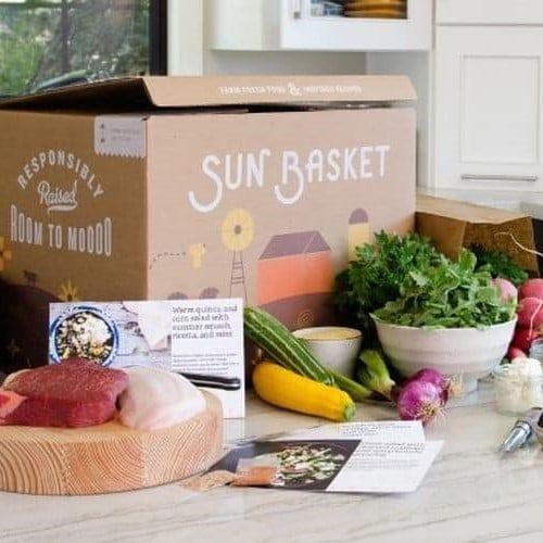 Best Food Subscription - Sun Basket Review