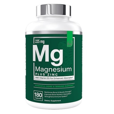 Best Magnesium Supplements - Essential Elements Magnesium Plus Zinc With D3 Review