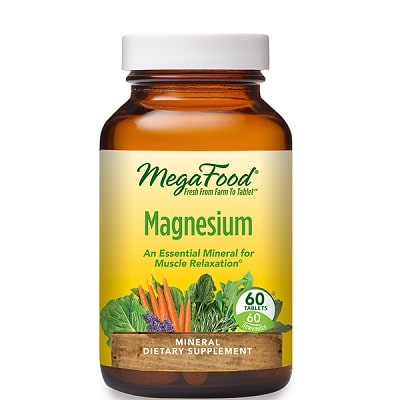 Best Magnesium Supplements - MegaFood Magnesium Review