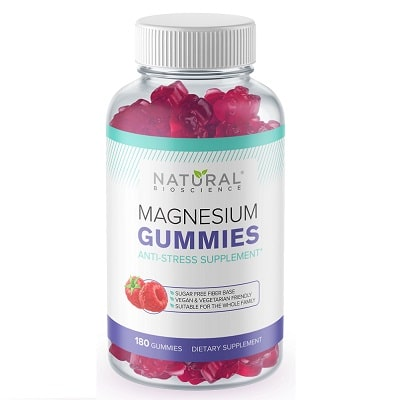 Best Magnesium Supplements - Natural Bioscience Magnesium Gummies Review