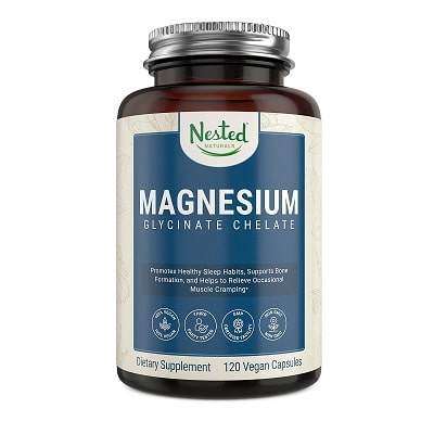 Best Magnesium Supplements - Nested Naturals Magnesium Glycinate Review