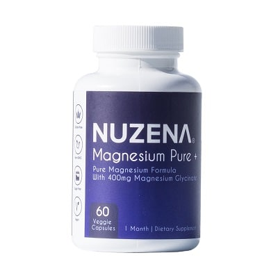 Best Magnesium Supplements - Nuzena Magnesium Pure + Review