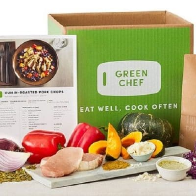 Best Meal Delivery Services - Green Chef Review