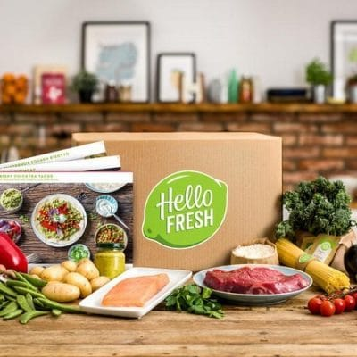Best Meal Delivery Services - HelloFresh Review