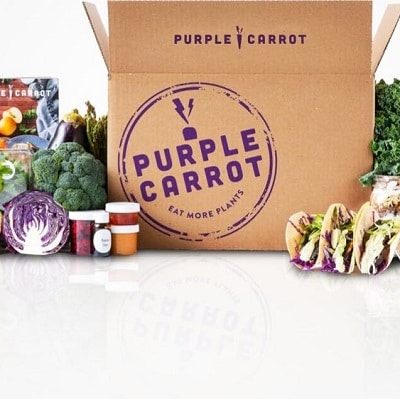 Best Meal Delivery Services - Purple Carrot Review