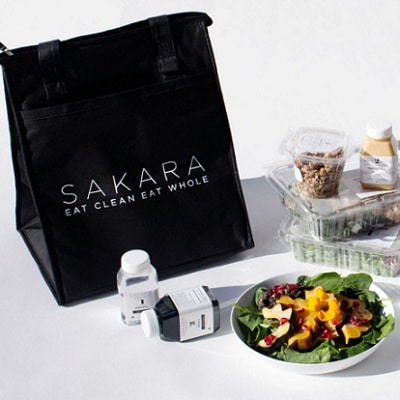 Best Meal Delivery Services - Sakara Review