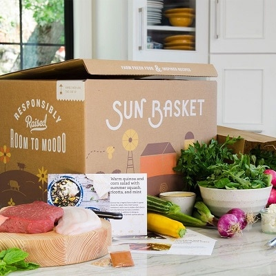 Best Meal Delivery Services - Sun Basket Review