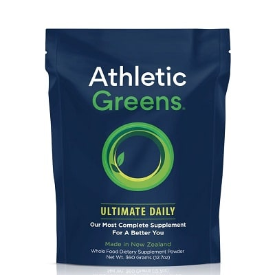 Best Meal Replacement Shake - Athletic Greens Review
