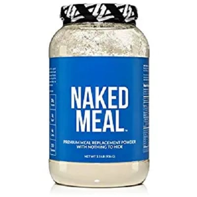 Best Meal Replacement Shake - NAKED Meal Meal Replacement Shakes Powder Review