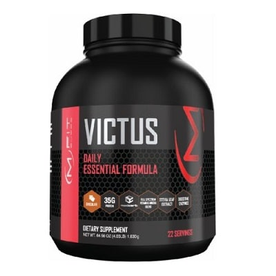 Best Meal Replacement Shake - Victus Meal Replacement Review