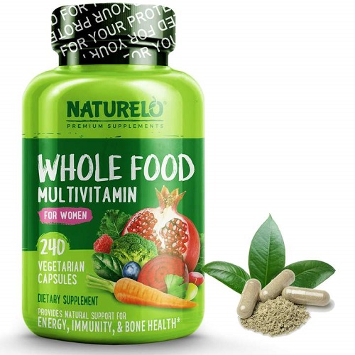 Best Multivitamin - Naturelo Whole Food Multivitamin for Women Review