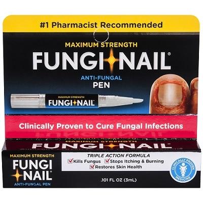 Best Nail Fungus Treatment - Fungi-Nail Antifungal Pen Review