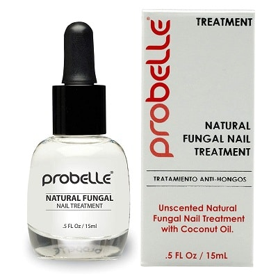 Best Nail Fungus Treatment - Probelle Antifungal Natural Treatment Review