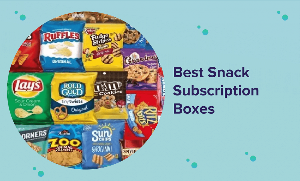 Best Snack Subscription Boxes
