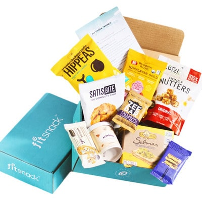 Best Snack Subscription Boxes - Fit Snack Subscription Box