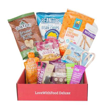 Best Snack Subscription Boxes - Love with Food Snack Subscription Box