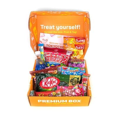 Best Snack Subscription Boxes - TokyoTreat Snack Subscription Box