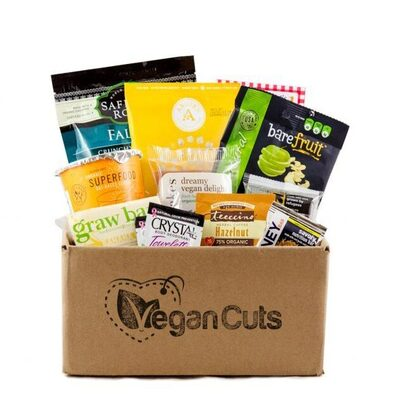 Best Snack Subscription Boxes - Vegancuts Snack Subscription Box