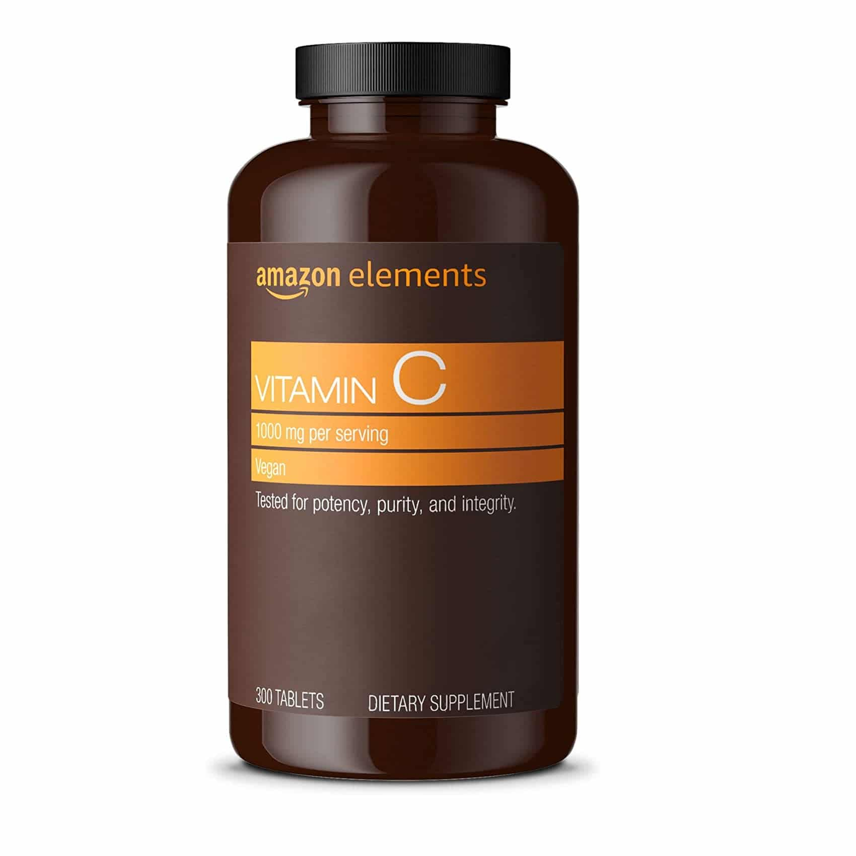 Best Vitamin C Supplement - Amazon Elements Vitamin C 1,000 mg Review