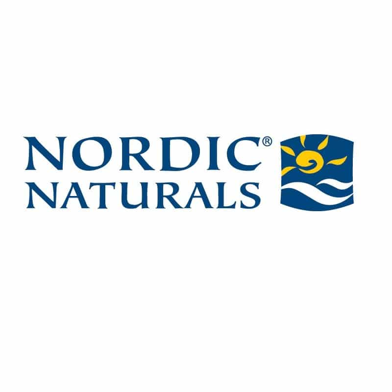 Best Vitamin C Supplement - Nordic Naturals Logo