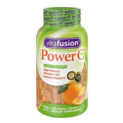 Best Vitamin C Supplement - Vitafusion Power C, Gummy Vitamins For Adults Review