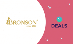 Bronson Vitamins Coupons & Deals