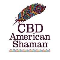 CBD American Shaman - Logo