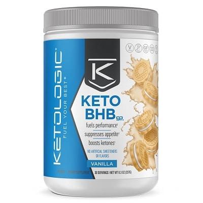 Best Appetite Suppressant - KetoLogic Keto BHB Review