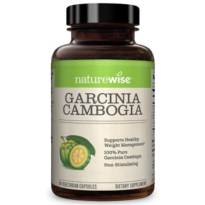 Best Appetite Suppressant - Naturewise Garcinia Cambogia Review