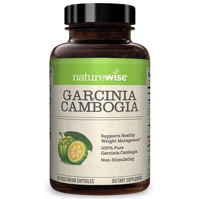 Best Appetite Suppressant - Naturewise Garcinia Cambogia Review