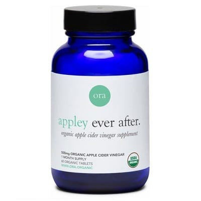 Best Appetite Suppressant - Ora Organic Apple Cider Vinegar Pills Review