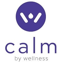 Best CBD Lotion - Calm by Wellness Logo
