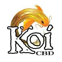 Best CBD Lotion - Koi CBD Logo