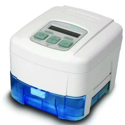 Best CPAP Machine - DeVilbliss IntelliPAP AutoAdjust CPAP Machine with Optional Heated Humidifier