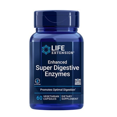 Best Digestive Enzymes - Life Extension Enhanced Super Digestive Enzymes