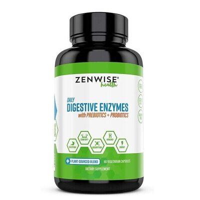 Best Digestive Enzymes - Zenwise Health Digestive Enzymes