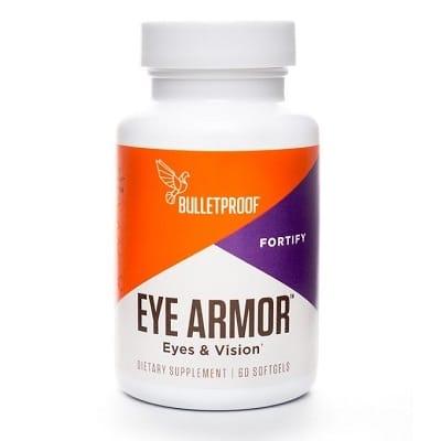 Best Eye Vitamins - Bulletproof Eye Armor Review