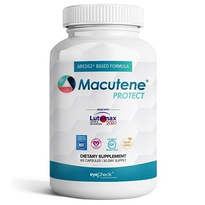 Best Eye Vitamins - Eyecheck Macutene Protect Review