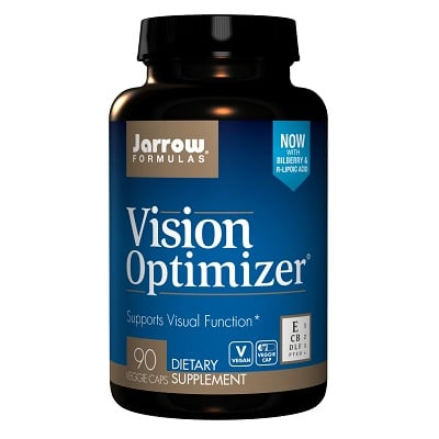 Best Eye Vitamins - Jarrow Formulas Vision Optimizer Review