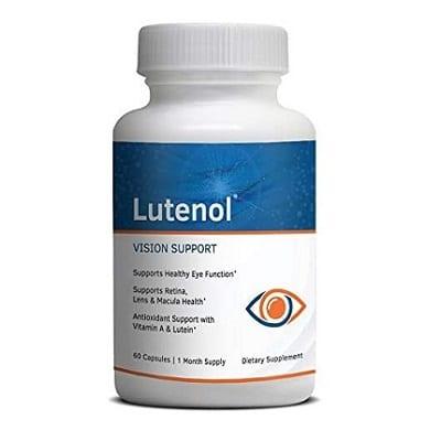 Best Eye Vitamins - Lutenol Vision Support Review