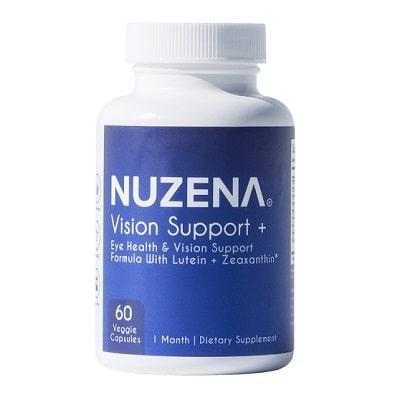 Best Eye Vitamins - Nuzena Vision Support + Review