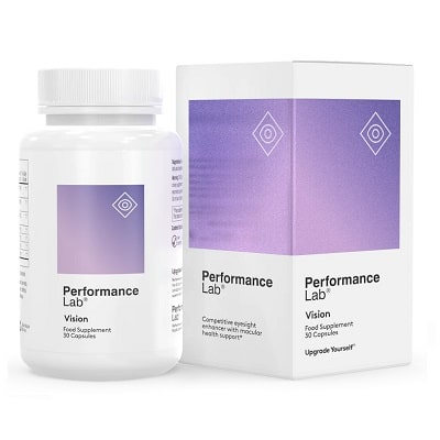 Best Eye Vitamins - Performance Lab Vision Review