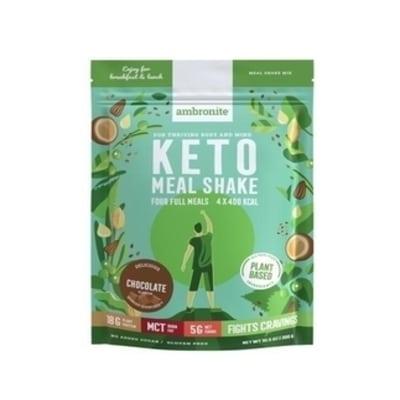 Best Keto Shake - Ambronite Keto Meal Shake