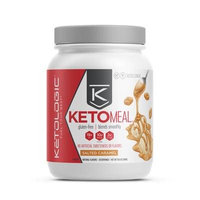 Best Keto Shake - KetoLogic KetoMeal Shake