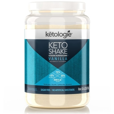Best Keto Shake - Ketologie Keto Protein Shake