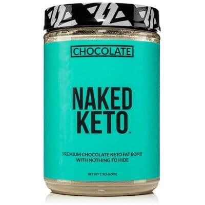 Best Keto Shake - Naked Nutrition Keto Fat Bomb Supplement
