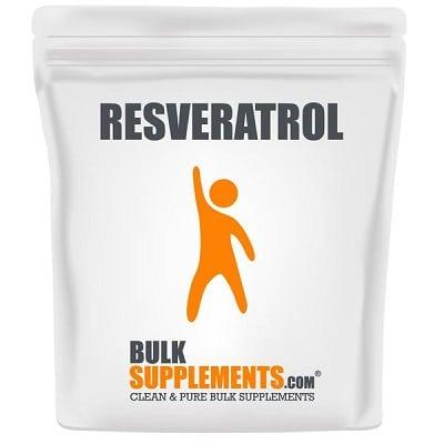 Best Resveratrol Supplements - Bulk Supplements Resveratrol Powder Review